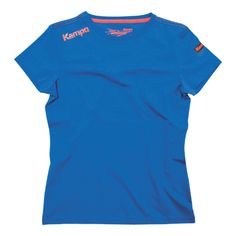Kempa Speed Damen T-Shirt speedblau