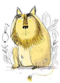 HOLLOW LOG BLOG  Kate Hindley, illustrator