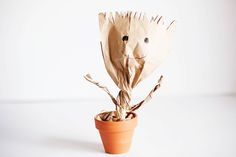 Guardians of the Galaxy movie night dance party - DIY baby Groot #ad #OwnTheGalaxy