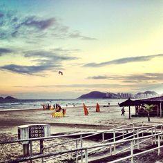 Praia da Enseada. Guarujá - SP