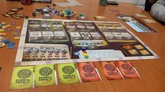 Manhattan project: energy empire another fine game from James Mathe at Minion Games