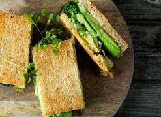 Avokado på nye måter - last ned gratis kokebok Mango, Nye, Avocado Toast, Sandwiches, Protein, Breakfast, Food, Immune System, Manga