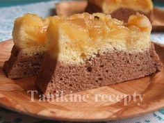Jablkový chlebíček z mikrovlnky Banana Bread, Food, Eten, Meals, Diet