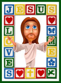 Jesus Loves me 3