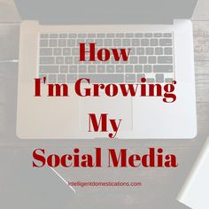 How I'm Growing My Social Media | @intellid : Featured Post on Turn it up Tuesdays