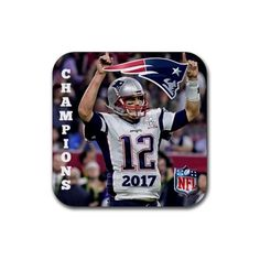 eBlueJay: NEW ENGLAND PATRIOTS 4 PIECE COASTER SET