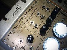 Minimal System Modular Synth