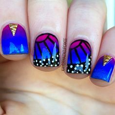 Instagram media kayleehazacupcakee #nail #nails #nailart