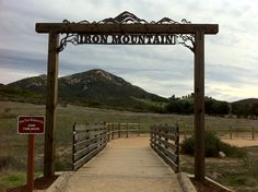 A great place to hike in San Diego - Iron Mountain, Poway
