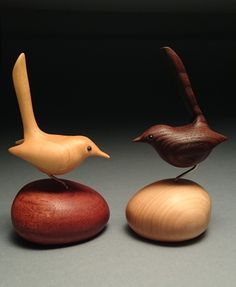 Wrens https://www.facebook.com/Germaine-Keys-Wood-CarvingSculpture-555106897954457