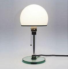 Wilhelm Wagenfeld´s Bahaus Lamp