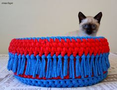 For Pets Archives Animal Room, Crochet Home, Crochet Gifts, Harry Potter Giant, Happy Animals, Cute Animals, How To Cat, Space Cat, Pet Home