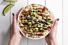 Skinny Burrito BowlDelish