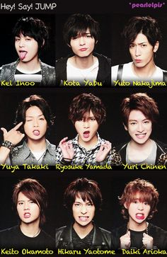 Just cuz..I can't stop looking at Yuto in this picture.