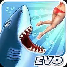 Hungry Shark Evolution v3.4.2 APK MOD Unlimited Money Gems