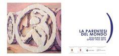 """L'artista surrealista Giuliano Sozi è protagonista della mostra """"La parentesi del mondo"""" ospitata nella Pinacoteca Civica e Diocesana di Spello, dal 5 dicembre 2015 al 3 aprile 2016"""