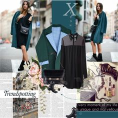 """Rules for Happiness: something to do, someone to love, something to hope for."", created by rainie-minnie on Polyvore"