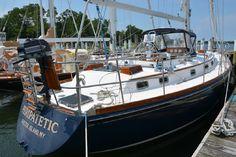 1990 Bristol 41.1 Center Cockpit Sail Boat For Sale - www.yachtworld.com