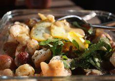 www. Zucchini, Paleo Plan, Potato Salad, Dressing, Potatoes, Ethnic Recipes, Food, Potato, Essen