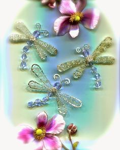WireWorkers Guild: DRAGONFLY TUTORIAL