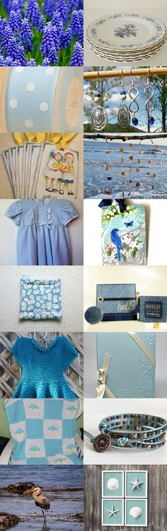 BLUE SKIES FRU TREASURY by Lucy on Etsy--Pinned+with+TreasuryPin.com