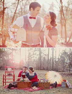 Ensaio Fotográfico com Inspiração Romântica Paul ♡ Julia Child | Senhora Inspiração! Blog
