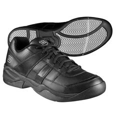 all Black Tennis Shoes for Men