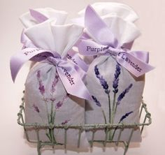 <3 Exquisite Sachets~ If you Harvest, Keep a bowl by your front door for Guest To Take~ Kimberly Stanley