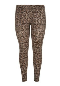 plus size ultra soft legging in diamond print (original price, $20) available at #Maurices