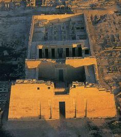 Luxor, Egypt - Medinet Habu.