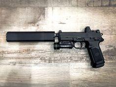 Tactical with Osprey 45 [OC] Car Survival Kits, Survival Gear, Weapons Guns, Guns And Ammo, Cool Guns, Tactical Gear, Shotgun, Firearms, Hand Guns