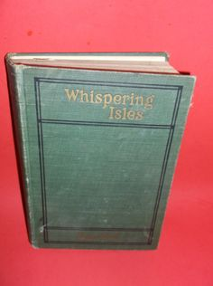 Whispering Isles Roy J. Snell The Radiophone by SevenSistersBooks