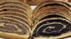 Baigli cu nucă, rețetă tradițională - Cozonac deosebit, cu umplutură de mac sau nucă Food And Drink, Mac, Bread, Baking, Breakfast, Morning Coffee, Brot, Bakken, Breads
