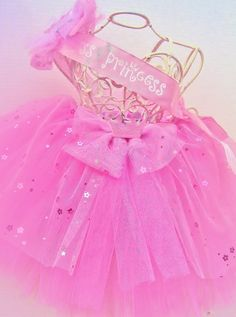 Pageant Princess Tutu Ready2Ship.  Perfect for by AThingOrTutu,