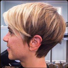 Simple Easy Short Haircut - Chic Pixie Cut for Fine Hair 2016