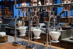 UPAKOVANO.RU — Крупнейшее кафе Starbucks в Сиэтле