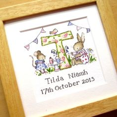 Other girl designs Box Frame Art, Name Frame, Box Frames, Nursery Name, Girl Nursery, Unique Christening Gifts, Name Paintings, Personalized Plaques, Name Pictures