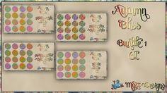 Autumn Bliss - Bundle 1 CU