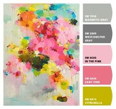Color Palette by eugenia