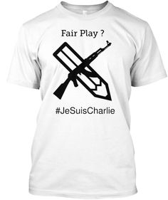 """Please support the victims!  """"I AM CHARLIE"""" (Je Suis Charlie)"""