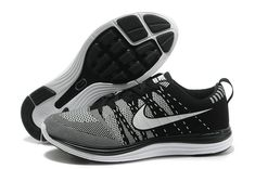 sale retailer 19f0f 440a0 Cheap Nike Air Max, Nike Free Run Online Shop Nike Flyknit Wolf Grey Black  White Dark Grey Mens Training Shoes  Nike Free 2014 -