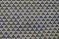 Stenzo16 1658-09 Tricot piramide grijs