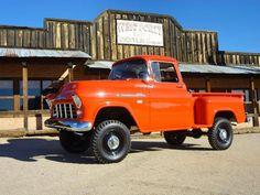 1956 Chevrolet 3100 Napco 4x4