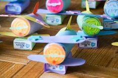 vliegtuig traktatie - Babies Kitchen baby- en kinderrecepten