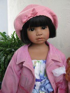 Germaine и Richie от Angela Sutter / Коллекционные куклы Angela Sutter / Бэйбики. Куклы фото. Одежда для кукол