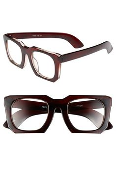FE NY 'Hero Worship' Fashion Glasses available at #Nordstrom