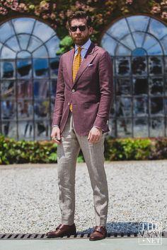 takablotaro: Pitti Uomo Street Style S/S 2016 | Day One