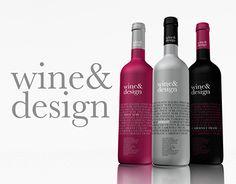 Label Design Vancouver / Wine and Design Vancouver, Behance Portfolio, Wine Label Design, Media Design, Barcelona, Bottle, Gallery, Check, Roof Rack