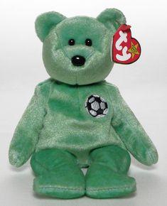 Kicks - Bear - Ty Beanie Babies