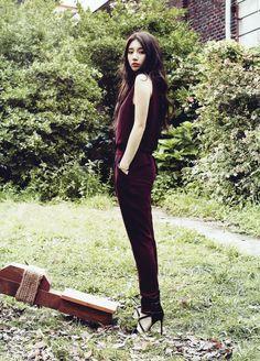 Miss A Suzy for Grazia Korea